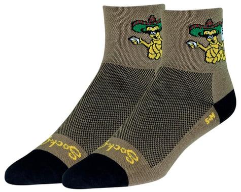 "Sockguy 3"" Sock (Worm) (S/M)"