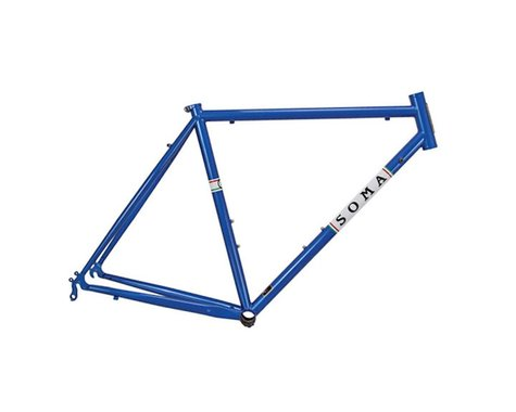Soma ES Pacific (Blue) (Does Not Include Fork) (48cm)