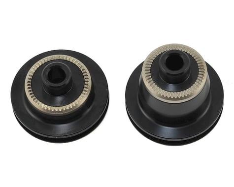 SRAM Axle Conversion Caps (Front) (20mm Thru Axle to 9mm QR)