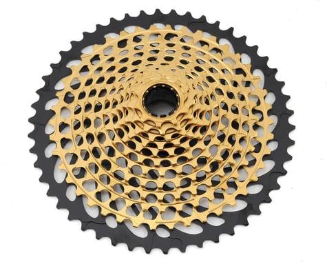SRAM XG-1299 XX1 Eagle 12-Speed Cassette (Gold/Black) (XD) (10-50T)