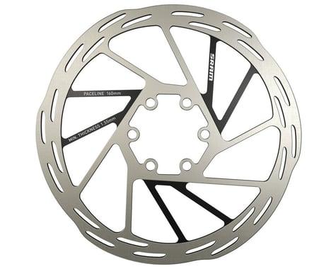 SRAM Paceline Disc Brake Rotor (Silver/Black) (6-Bolt) (160mm)