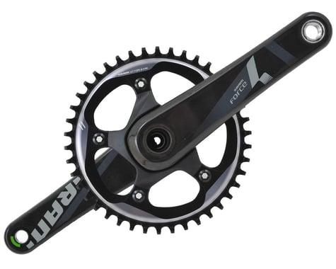 SRAM Force 1/CX1 Crankset (Black) (1 x 10/11 Speed) (GXP Spindle) (172.5mm) (42T)