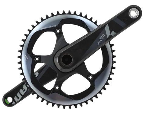 SRAM Force 1 Crankset (Black) (1 x 10/11 Speed) (GXP Spindle) (172.5mm) (52T)