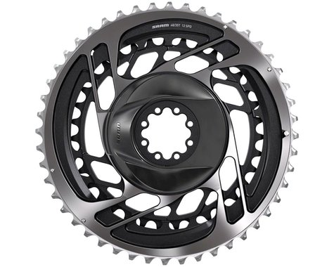 SRAM Red AXS Direct-Mount Chainrings (Polar Gray) (Offset N/A) (46/33T)