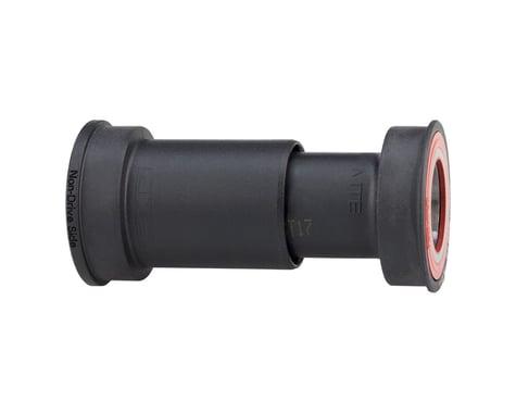 SRAM PressFit Stainless GXP Bottom Bracket (Black) (BB104.5)