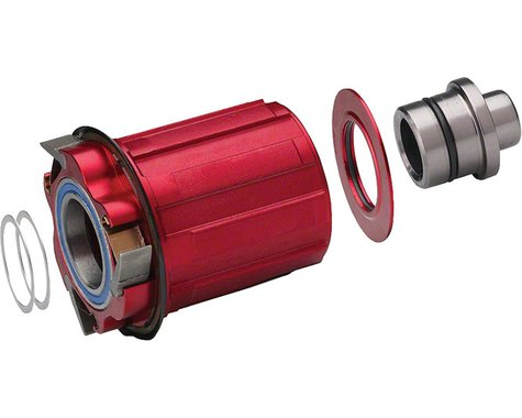 SRAM Freehub Conversion Kit (Red) (For 2009-12 188 Hub) (SRAM/Shimano 10-Speed)