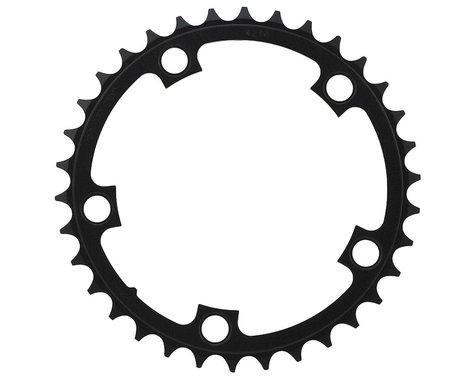 SRAM Red/Force/Rival/Apex 10 Speed Chainring (Black) (110mm BCD) (Offset N/A) (34T)