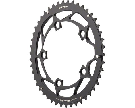 SRAM Force/Rival/Apex 10-Speed Chainring for GXP Crank (Black) (110mm BCD) (Offset N/A) (46T)