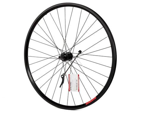 Sta-Tru Quick Release Rear Wheel (Black) (700c) (5-8 Speed Freewheel)