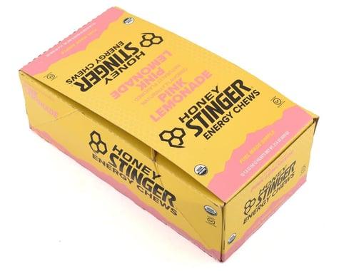 Honey Stinger Organic Energy Chews (Pink Lemonade) (12 | 1.8oz Packets)