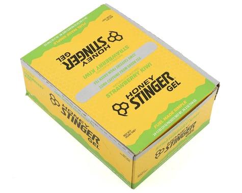 Honey Stinger Organic Energy Gel (Kiwi-Strawberry w/ Caffeine) (24 1.2oz Packets)