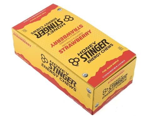Honey Stinger Organic Energy Chews (Strawberry)