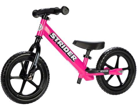 Strider Sports 12 Sport Kids Balance Bike (Pink)