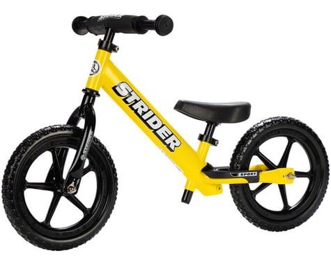Strider Sports 12 Sport Kids Balance Bike (Yellow)