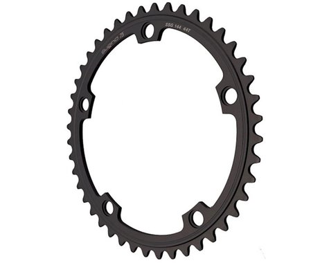 Sugino 75 Chainring (Black) (144mm BCD) (Offset N/A) (48T)