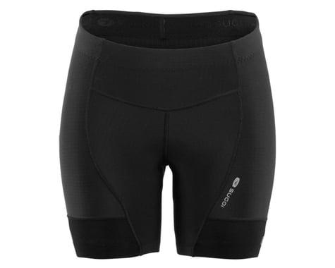 Sugoi Women's Evolution Shortie Shorts (Black) (XS)