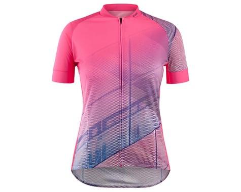 Sugoi Women's Evolution Zap Jersey (Pink Urban) (XS)