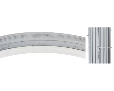 """Sunlite Wheelchair Tire (Grey) (24"""") (1-1/4"""")"""