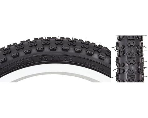 "Sunlite MX3 BMX Tire (Black) (16"") (1.75"")"