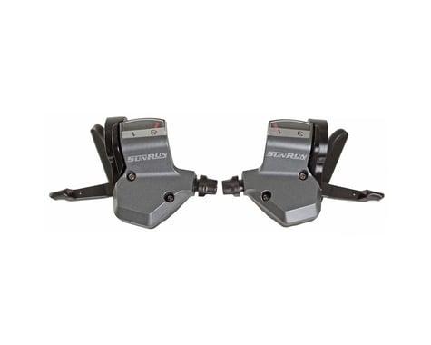 Sunrun Thumb Shifter Set (Grey)