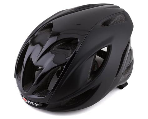 Suomy Glider Road Helmet (Black/Matte Black) (S/M)