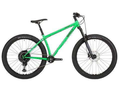 "Surly Karate Monkey 27.5"" Hardtail Mountain Bike (High Fiber Green) (XS)"