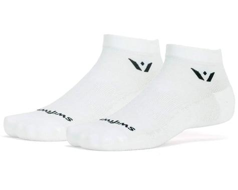 Swiftwick Performance One Socks (White) (M)