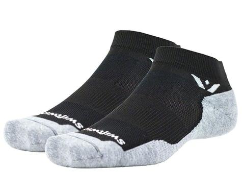 Swiftwick Maxus One Socks (Black) (S)