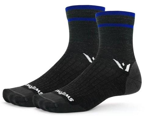 Swiftwick Pursuit Four Ultralight Socks (Coal Blue) (S)