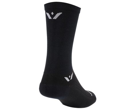 Swiftwick Performance Seven Socks (Black) (M)