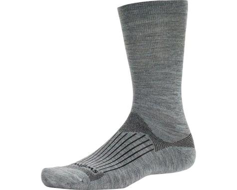Swiftwick Pursuit Seven Socks (Heather Grey) (XL)