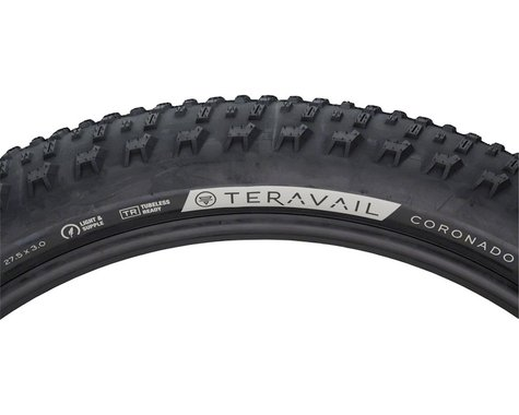 Teravail Coronado Tubeless Mountain Tire (Black)