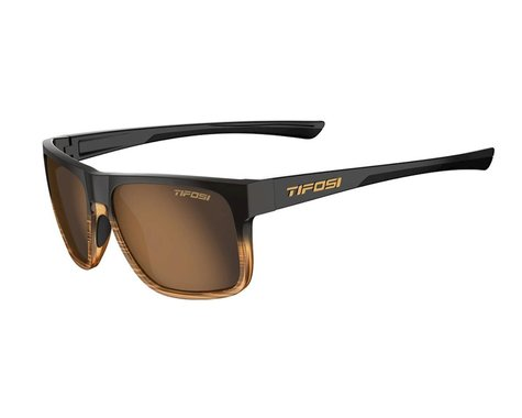 Tifosi Swick Sunglasses (Brown Fade)