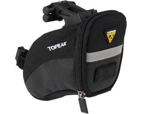 Topeak Aero Wedge Saddle Bag (Black) (S)