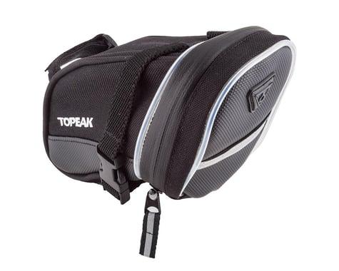 Topeak Wedge Aero iGlow Optical Led Saddle Bag (M)