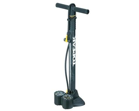 Topeak JoeBlow Dualie Floor Pump (Black)