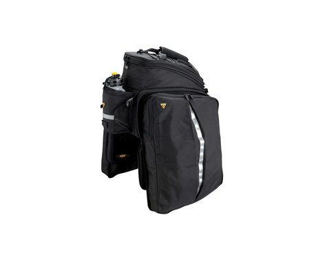 Topeak Trunk Bag DXP w/ Rigid Molded Panels (Loop & Lock Strap Version)