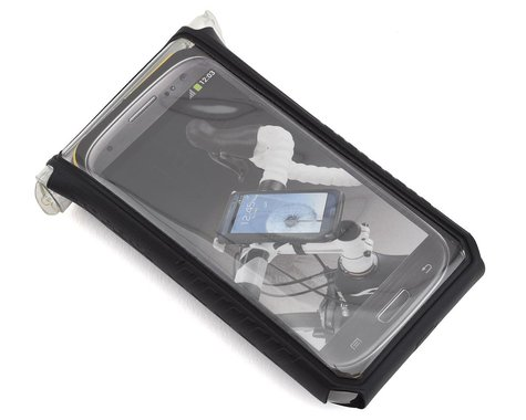 "Topeak Smartphone Drybag (Black) (Fits 4-5"" Smart Phones)"