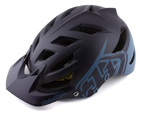 Troy Lee Designs A1 MTB MIPS Helmet (Classic Navy) (M/L)