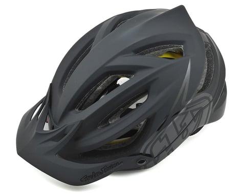 Troy Lee Designs A2 MIPS Helmet (Decoy Black) (XS/S)