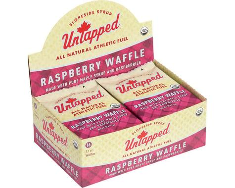 Untapped Organic Waffle (Raspberry) (16   1.1oz Packets)