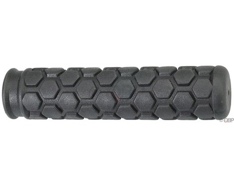 Velo VLG-100 Hex MTB Grips (Black)
