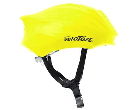 VeloToze Helmet Cover (Viz-Yellow)