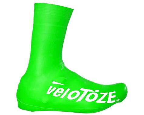 VeloToze Tall Shoe Cover 2.0 (Viz Green) (S)