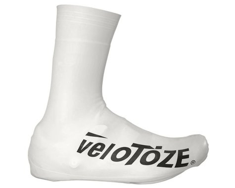 VeloToze Tall Shoe Cover 2.0 (White) (S)