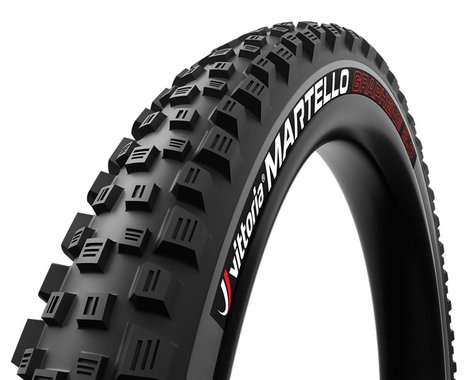 """Vittoria Martello 4C Tubeless Mountain Tire (Anthracite/Black) (27.5"""") (2.35"""")"""