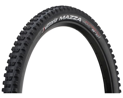 "Vittoria Mazza Trail TNT Tubeless Mountain Tire (Anthracite) (29"") (2.4"")"