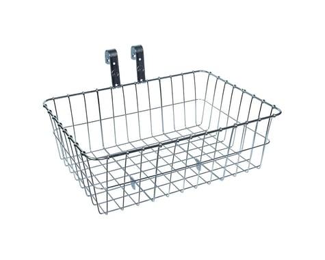 Wald WLD 137 Bolt-On Front Basket (Chrome)