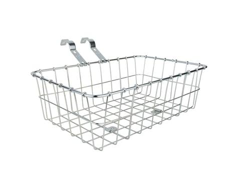 Wald 1372 Bolt-On Front Basket (Chrome)