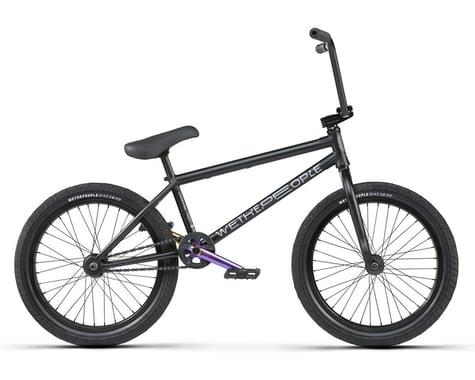 "We The People 2021 Reason BMX Bike (20.75"" Toptube) (Matte Black)"